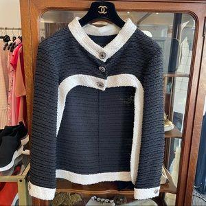 Chanel Cape Blazer Jacket